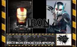 Preorders: Imaginarium Art – IRON MAN MARK 7 Lifesize HELMET + Iron Studios – Ant-Man