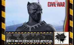 Preorders: Hot Toys – Black Panther 12″ Figure Captain America: Civil War – Movie Masterpiece Series