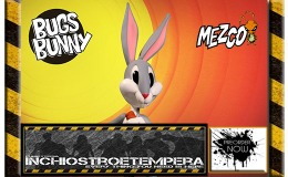 Preorders: Mezco – Looney Tunes Action Figure Bugs Bunny