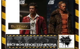 Preorders: Blitzway – Fight Club: Brad Pitt as Tyler Durden 12″ Figures