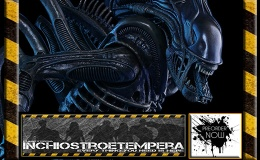 Preorders: Hot Toys – Alien Warrior Sixth Scale Figure Movie Masterpiece Series