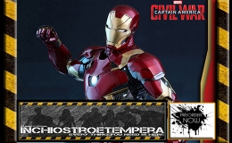Preorders: Hot Toys – Iron Man Mark XLVI Sixth Scale Figure DIECAST  Movie Masterpiece Series