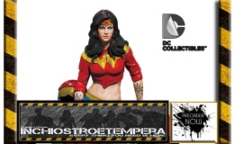Preorders: DC Collectibles – Gotham City Garage Statue Wonder Woman