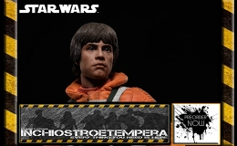 Preorders: Sideshow Collectibles – Star Wars Luke Skywalker Rogue Group Snowspeeder Pilot 12″ Figure