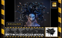 Preorders: Elite Creature Collectibles – Medusa 1/1 scale Bust