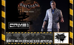 Preorders: Prime 1 Studios – Batman Arkham Knight 1/3 Statue Two-Face