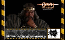 Preorders: Chronicle Collectibles – Conan the Barbarian: King Conan 1/4 scale statue