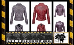 Preorders: Dawn of Justice Ladies Leather Jacket Wonder Woman + Superman