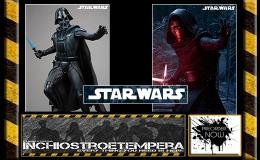 Preorders: Sideshow – Ralph McQuarrie Darth Vader + Kylo Ren PremiumFormat