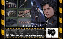 Preorders: Hot Toys – Alien – Sigourney Weaver as Ellen Ripley 12″ Figure  – Movie Masterpiece Series
