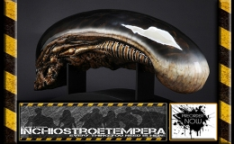 Preorders: CoolProps – Dog Alien Life-Size Head Prop Replica