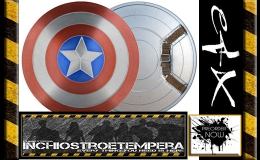 Preorders: EFX – Marvel's The Avengers Replica 1/6 Captain America's Shield