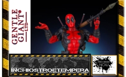 Preorders: Gentle Giant – Marvel Comics Collectors Gallery Statue 1/8 Deadpool