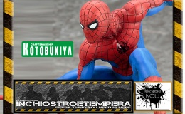 Preorders: Kotobukiya – ARTFX+ PVC Statue 1/10 The Amazing Spider-Man