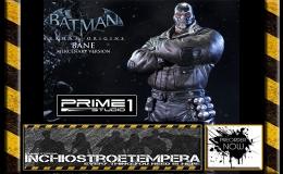 Preorders: Prime 1 Studios – Batman Arkham Origins Museum Master Line Statue 1/3 Bane MercenaryVer.