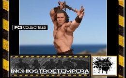 Preorders: PCS – Conan the Barbarian Mixed Media Statue 1/3 Classic Ver. Arnold Schwarzenegger