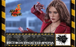 Preorders: Hot Toys – Scarlet Witch 12″ Figure Captain America: Civil War – Movie Masterpiece Series