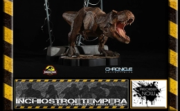 Preorders: Chronicle Collectibles – Jurassic Park: Breakout T-Rex 1/20 scale Statue