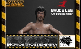 Preorders: Storm Collectibles – The Martial Artist Series: Bruce Lee 1/12 scale