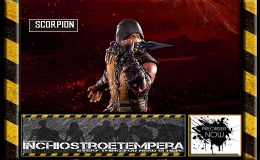 Preorders: PCS – Mortal Kombat X Statue 1/4 Scorpion