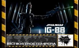 Preorders: Sideshow Collectibles – Star WArs IG-88 Sixth Scale Figure