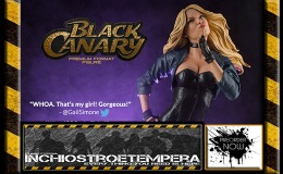 Preorders:  Sideshow Collectibles – Black Canary Premium Format™ Figure