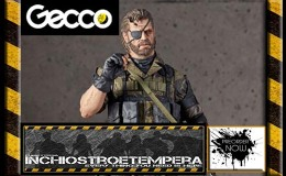 Preorders: Gecco – Metal Gear Solid V The Phantom Pain Venom Snake 1/6 Statue