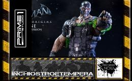 Preorders: Prime 1 Studios – Batman Arkham Origins Museum Master Line Statue 1/3 Bane VenomVer.