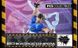 Preorders: PCS – Street Fighter V Trigger Statue 1/6Chun-Li