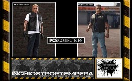 Preorders: PCS: Sons of Anarchy Jax Teller + Clay Morrow 12″ Figure Set