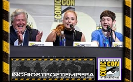 Fiere: San Diego Comicon 2016 – Video – Game of Thrones Signing Session