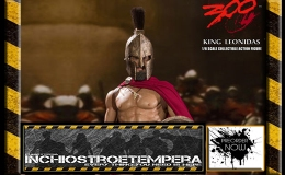 Preorders: Star Ace Toys – 300 My Favourite Movie Action Figure 1/6 King Leonidas