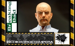 Preorders: Supacraft – Breaking Bad Life-Size Bust – Walter White