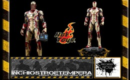 Preorders: Hot Toys – Iron Man Mark XLII Deluxe Version 1/4 Figures