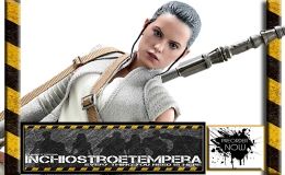 "Preorders: Hot Toys – Star Wars – Daisy Ridley as Rey ""Resistance Outfit"" Sixth Scale Figure"