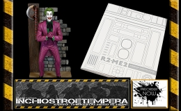 Preorders: Tweeterhead – The Joker 1966 Maquette + R2-ME2 Catalog Book