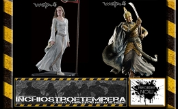 Preorders: Weta – Lord of the Rings Statues 1/6 Lady Eowyn of Rohan + Elven Warrior