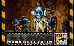 Fiere: San Diego Comicon 2016 – Lo Stand GSC/1000 Toys – Ludens Action Figures