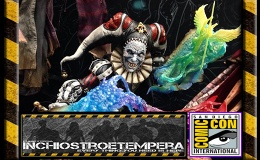 "Fiere: San Diego Comicon 2016 – Sideshow – Linea ""Court of the Dead"""