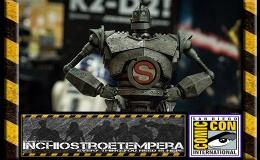 Fiere: San Diego Comicon 2016 – Sideshow – Iron Giant e VoltronMaquettes