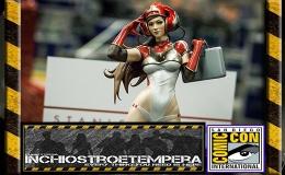 Fiere: San Diego Comicon 2016 – Sideshow – Artgerm – Pepper Premium FormatFigure