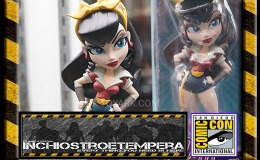 Fiere: San Diego Comicon 2016 – Lo Stand Cryptozoic – DC +Ghostbusters