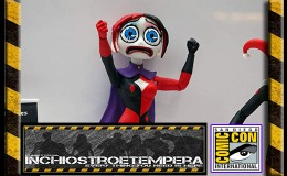 Fiere: San Diego Comicon 2016 – Lo Stand DC Collectibles – DC Animated & Designer Series