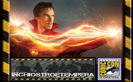 Fiere: San Diego Comicon 2016 – Video – Marvel Dr. Strange Comic-Con Trailer