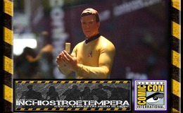 Fiere: San Diego Comicon 2016 – Lo Stand Icon Heroes – Star Trek, Once Upon A Time, DC TV
