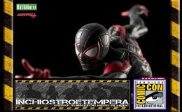 Fiere: San Diego Comicon 2016 – Kotobukiya – Lady Thor, Spider-Man, Gorilla Grodd figures – Immaginiufficiali