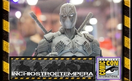 Fiere: San Diego Comicon 2016 – Lo Stand Play Arts Kai – Marvel Comics