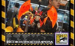 Fiere: San Diego Comicon 2016 – Lo Stand Sentinel – Iron Man, Batman, MazinkaiserFigures