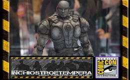 Fiere: San Diego Comicon 2016 – Lo Stand Play Arts Kai – Video Games