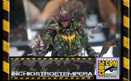 Fiere: San Diego Comicon 2016 – Lo Stand Play Arts Kai – DC Comics